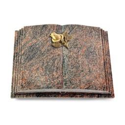 Livre Pagina/Aruba Rose 3 (Bronze)