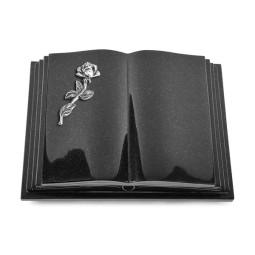 Livre Pagina/Indisch-Black Rose 7 (Alu)