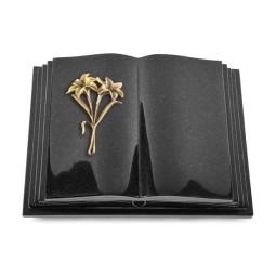 Livre Pagina/Himalaya Lilie (Bronze)