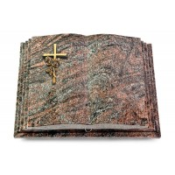 Livre Pagina/Orion Kreuz/Rosen (Bronze)