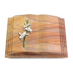 Livre Pagina/Paradiso Orchidee (Color)