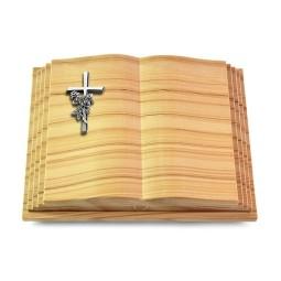 Livre Pagina/Rainbow Kreuz/Rosen (Alu)