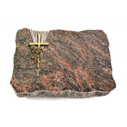 Himalaya Delta Kreuz/Ähren (Bronze)
