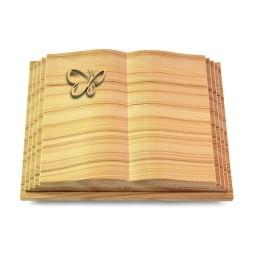 Livre Pagina/Rainbow Papillon (Bronze)