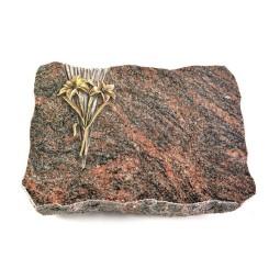 Himalaya Delta Kreuz/Rose (Bronze)