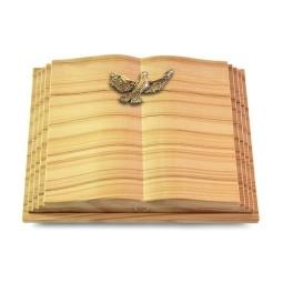 Livre Pagina/Rainbow Taube (Bronze)
