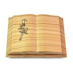 Livre Pagina/Rainbow Rose 8 (Bronze)