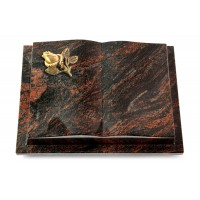 Livre Podest/Rainbow Rose 3 (Bronze)