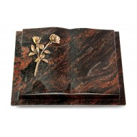 Livre Podest/Rainbow Rose 10 (Bronze)