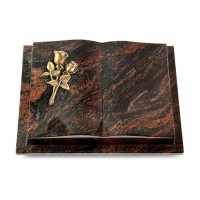 Livre Podest/Rainbow Rose 11 (Bronze)