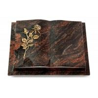 Livre Podest/Rainbow Rose 13 (Bronze)