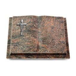 Livre Podest/Aruba Kreuz/Ähren (Alu)