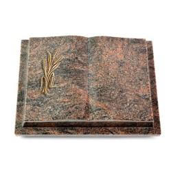 Livre Podest/Aruba Ähren 1 (Bronze)