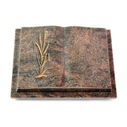 Livre Podest/Aruba Ähren 2 (Bronze)