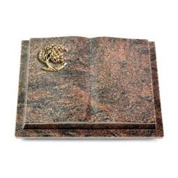 Livre Podest/Aruba Baum 1 (Bronze)
