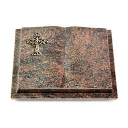 Livre Podest/Aruba Baum 2 (Bronze)