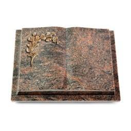 Livre Podest/Aruba Gingozweig 2 (Bronze)