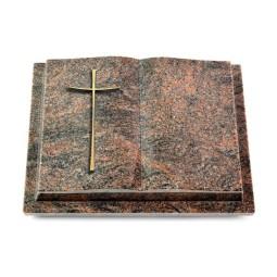 Livre Podest/Aruba Kreuz 2 (Bronze)