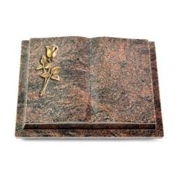 Livre Podest/Aruba Rose 8 (Bronze)