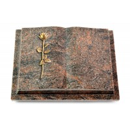 Livre Podest/Aruba Rose 12 (Bronze)