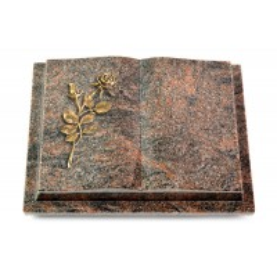 Livre Podest/Aruba Rose 13 (Bronze)