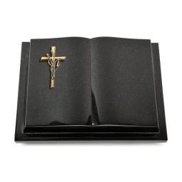 Livre Podest/Himalaya Kreuz/Ähren (Bronze)