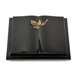 Livre Podest/Himalaya Taube (Bronze)