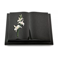 Livre Podest/Himalaya Orchidee (Color)