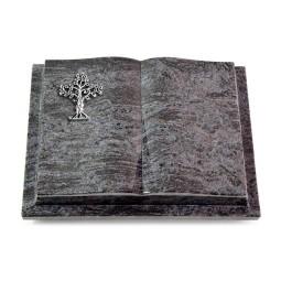 Livre Podest/Indisch Black Baum 2 (Alu)
