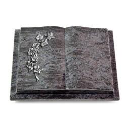 Livre Podest/Indisch Black Efeu (Alu)