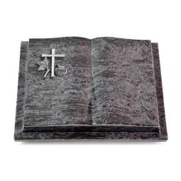 Livre Podest/Indisch Black Kreuz 1 (Alu)