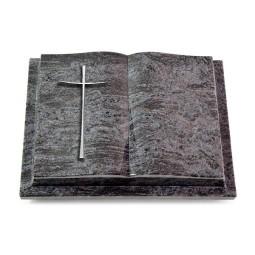 Livre Podest/Indisch Black Kreuz 2 (Alu)