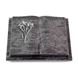 Livre Podest/Indisch Black Lilie (Alu)