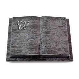 Livre Podest/Indisch Black Papillon (Alu)