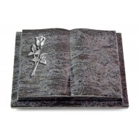 Livre Podest/Indisch Black Rose 8 (Alu)