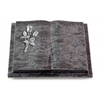 Livre Podest/Indisch Black Rose 11 (Alu)
