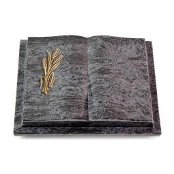 Livre Podest/Indisch Black Ähren 1 (Bronze)