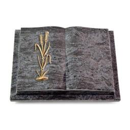 Livre Podest/Indisch Black Ähren 2 (Bronze)