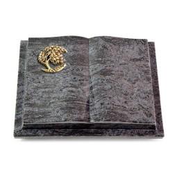 Livre Podest/Indisch Black Baum 1 (Bronze)