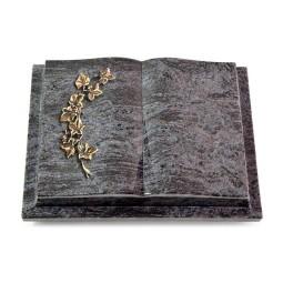 Livre Podest/Indisch Black Efeu (Bronze)