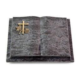 Livre Podest/Indisch Black Kreuz 1 (Bronze)