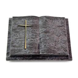 Livre Podest/Indisch Black Kreuz 2 (Bronze)