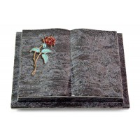 Livre Podest/Indisch Black Rose 2 (Color)