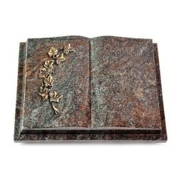 Livre Podest/Orion Efeu (Bronze)