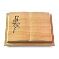 Livre Podest/Rainbow Rose 8 (Bronze)
