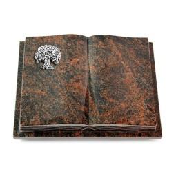 Livre Podest Folia/Woodland Baum 3 (Alu)