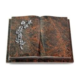 Livre Podest Folia/Woodland Efeu (Alu)