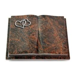 Livre Podest Folia/Woodland Herzen (Alu)