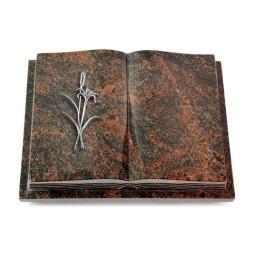 Livre Podest Folia/Woodland Lilienzweig (Alu)