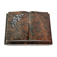 Livre Podest Folia/Woodland Rose 5 (Alu)